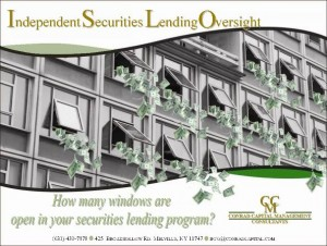 Independent Securities Lending Oversight ISLO Long Island Islandia Hauppauge New York Brentwood NY